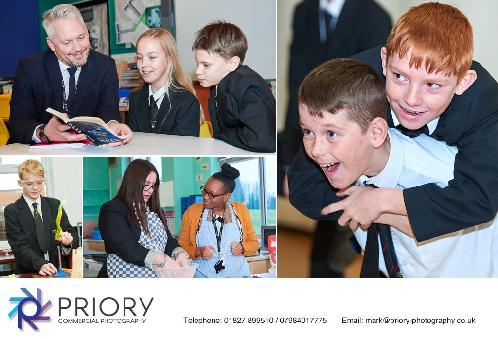 school prospectus photography