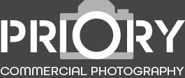 priory photography monotone logo