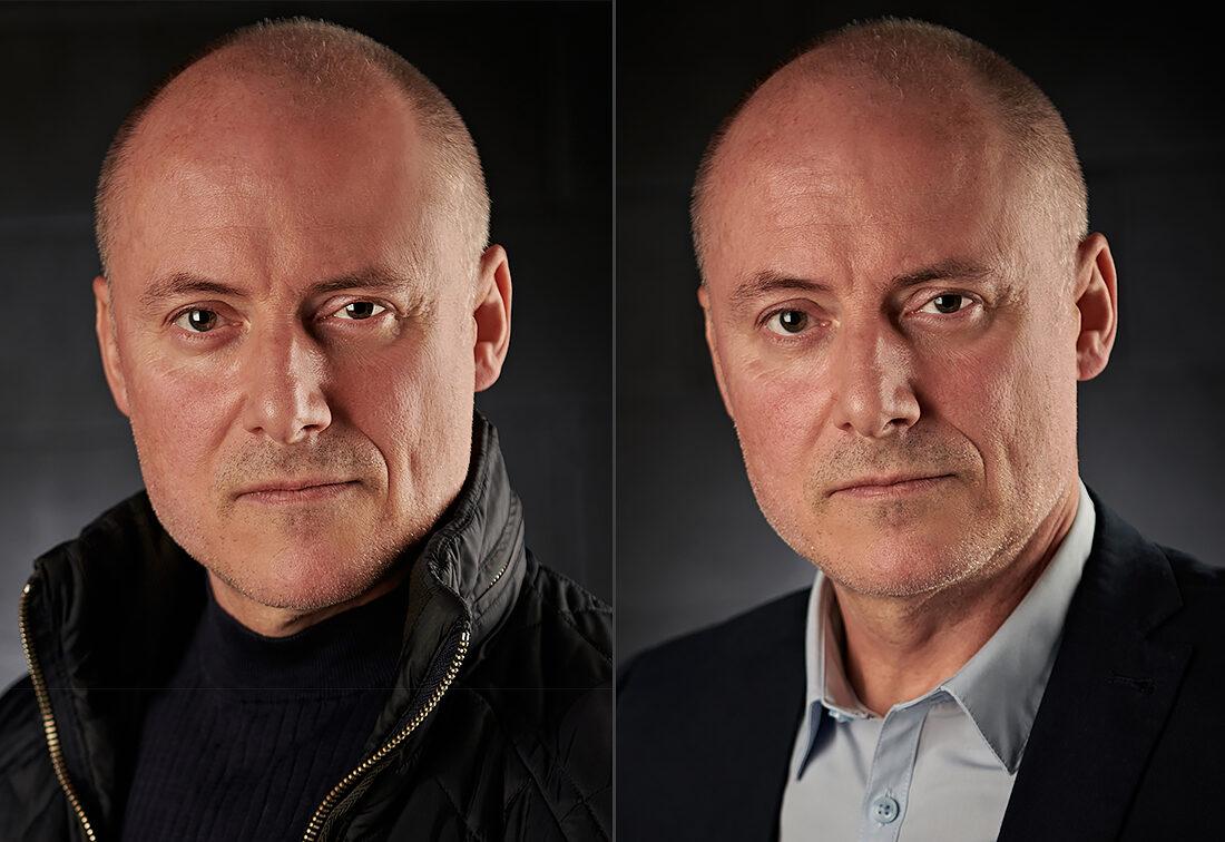 actors headshot photography