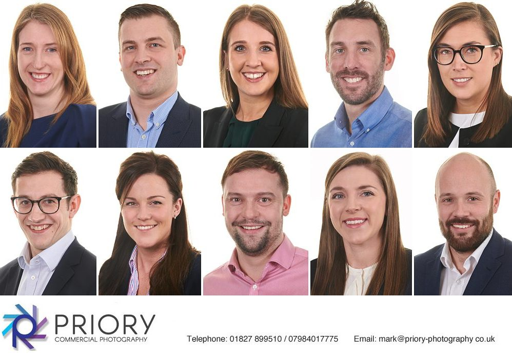 headshots for business