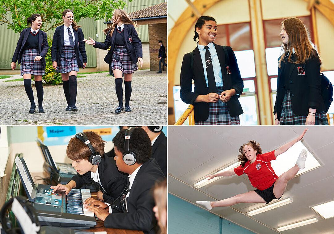promotional website school photographers
